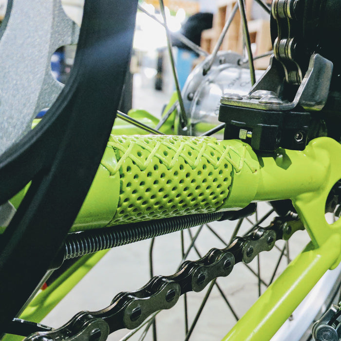Erdeeni Brompton Hook Guard - Lime Green