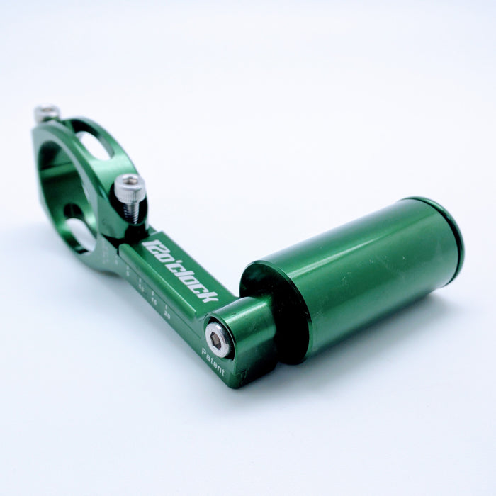 12o'clock Universal Mount - Green