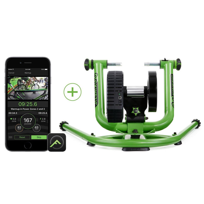 Kinetic Rock & Roll Control Smart Bike Trainer