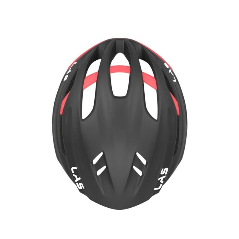 LAS Virtus Helmet - Matt Black/Red