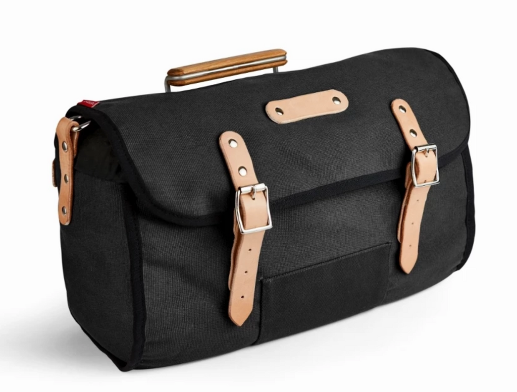 Frost+Sekers Otis SaddleBag - Black
