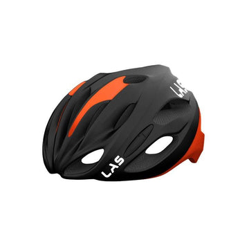 LAS Cobalto Helmet - Matt Black/Orange - SpinWarriors