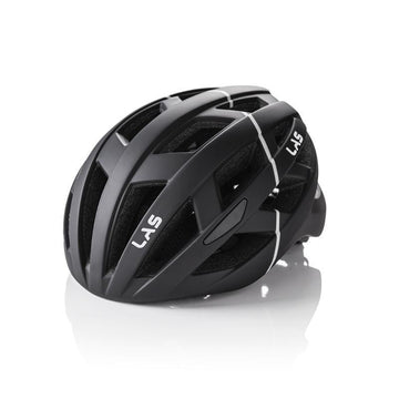 LAS Enigma Helmet - Matt Black - SpinWarriors