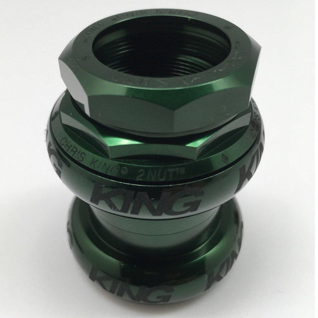 Chris King 2Nut Brompton Headset - Racing Green