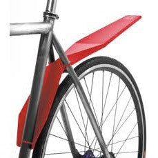 Full Windsor Foldnfix Mudguard - Red