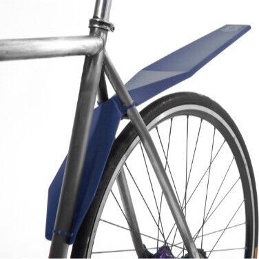Full Windsor Foldnfix Mudguard - Blue