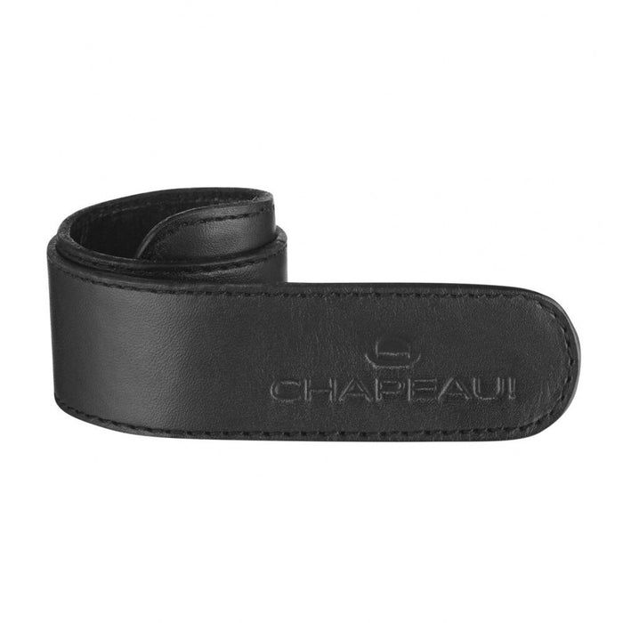 Chapeau! Leather Trouser Strap - Black
