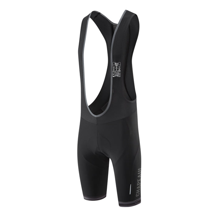 Chapeau! Club Bibshort - Carbon Grey