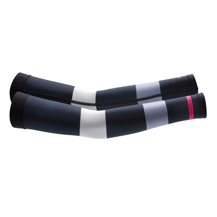 Chapeau! Arm Warmer - Colour Block, True Black