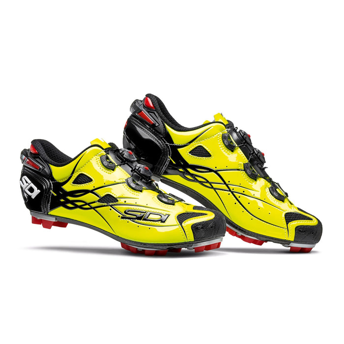 Sidi Tiger MTB Shoes - Bright Yellow