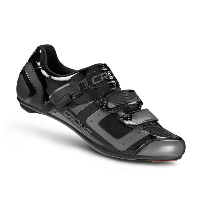 Crono CR3 Road Shoes - Black