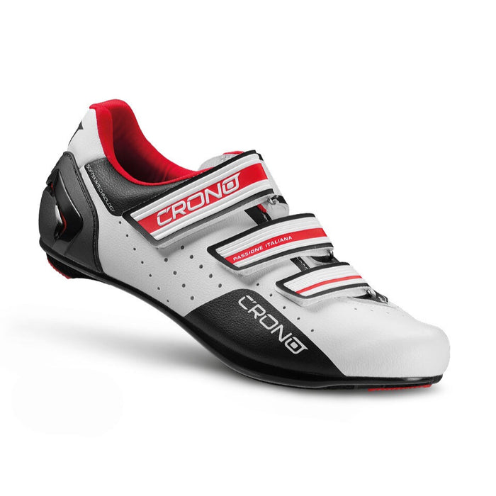 Crono CR4 Road Shoes - White