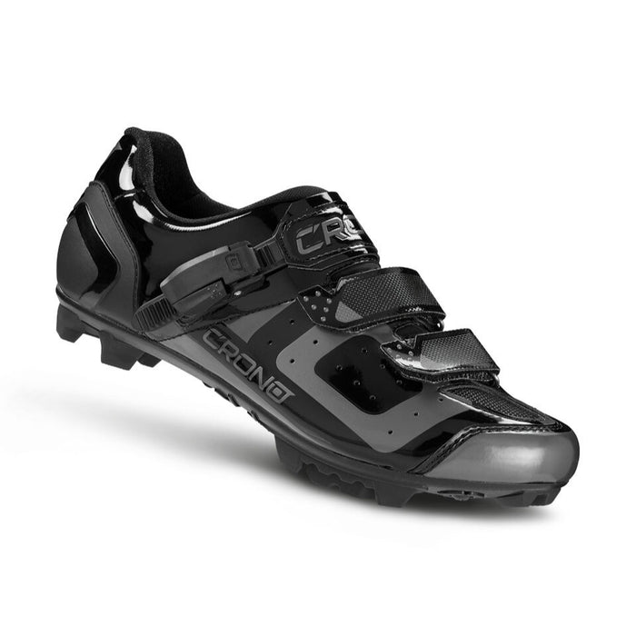 Crono CX3 MTB Shoes - Black