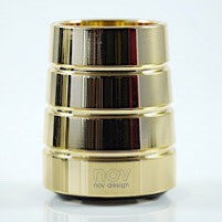 NovDesign Brompton Racing Suspension Block - Gold