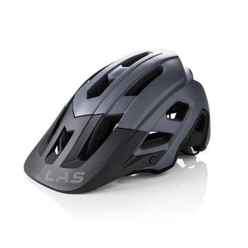 LAS Gravia Helmet - Matt Grey/Black - SpinWarriors