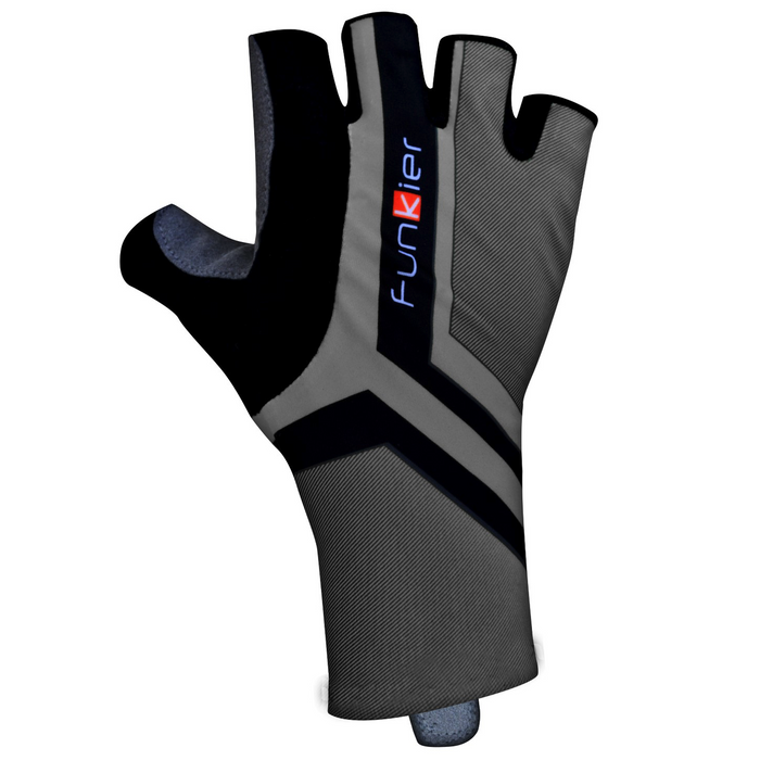 Funkier Oderzo Gloves - Grey