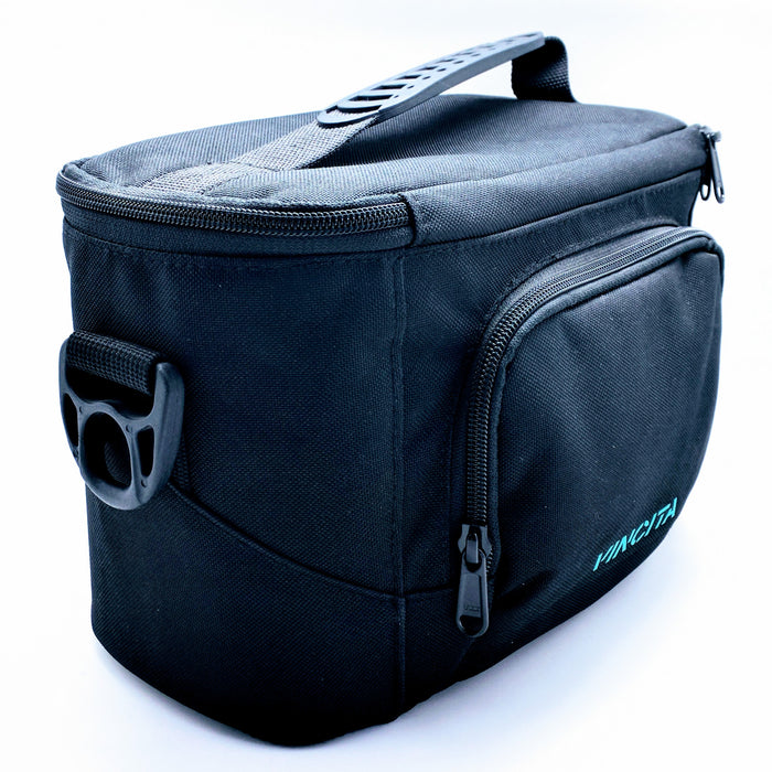 Vincita B013Q-RK Handlebar Camera Bag - Black