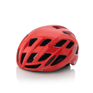 LAS Xeno Helmet - Candle Apple Red - SpinWarriors