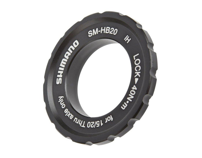 Shimano Disc Rotor Center Lock Ring SM-HB20