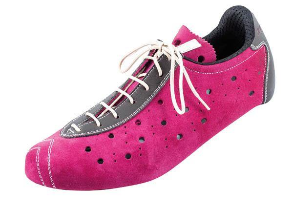 Vittoria 1976 Classic Road Shoes - Magenta