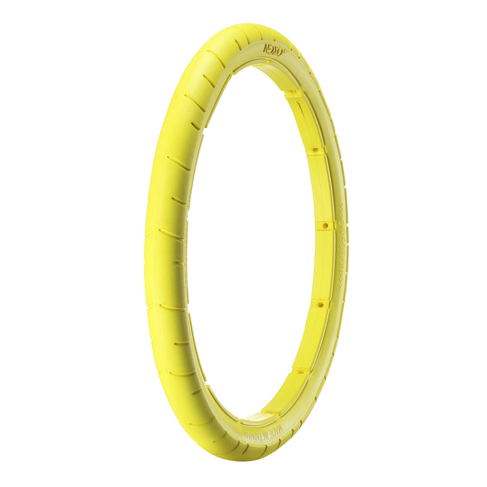 Nexo Brompton Punction Proof Never Flat Tire - Yellow