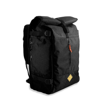 Restrap Commute Bagpack - Black - SpinWarriors