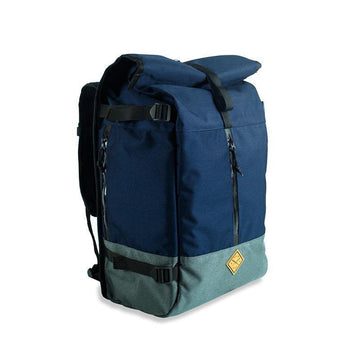 Restrap Commute Bagpack - Navy - SpinWarriors