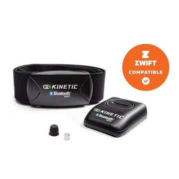Kinetic inRide Power Meter with Heart Rate Monitor - SpinWarriors
