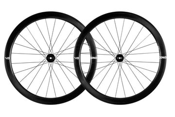 ENVE Foundation 4.5 Carbon Tubeless Clincher Disc Road Wheelset - Foundation Hub - SpinWarriors