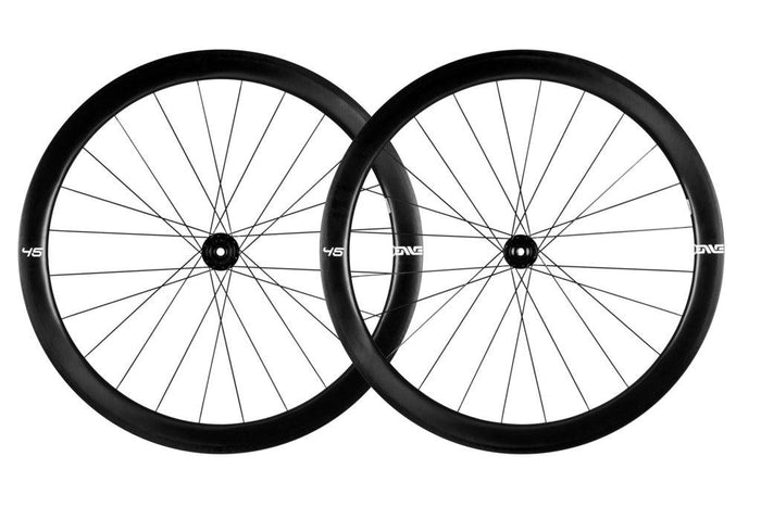 ENVE Foundation 4.5 Carbon Tubeless Clincher Disc Road Wheelset - Foundation Hub