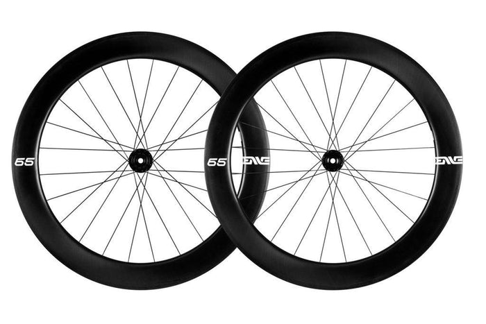 ENVE Foundation 6.5 Carbon Tubeless Clincher Disc Road Wheelset - Foundation Hub