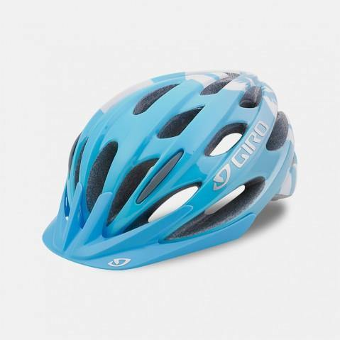 Giro Verona Helmet - Ice Blue Flowers