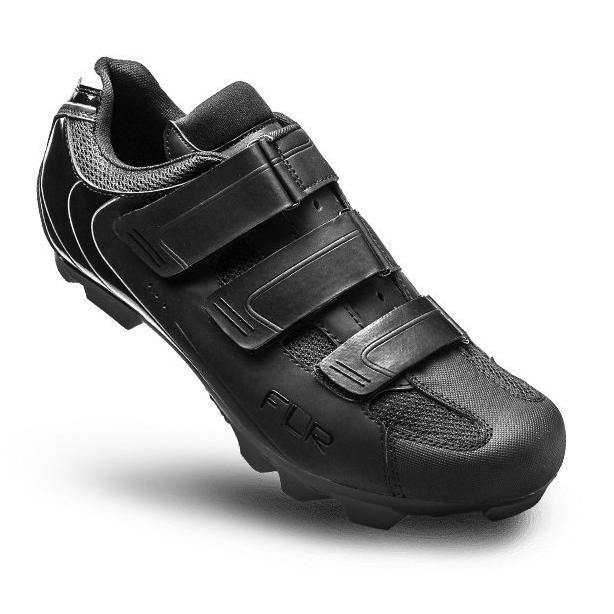 FLR F-55 III MTB Shoes - Black