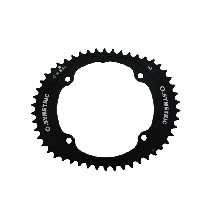 Osymetric Campagnolo 4 Bolts BCD 145mm - 50T Chain Ring