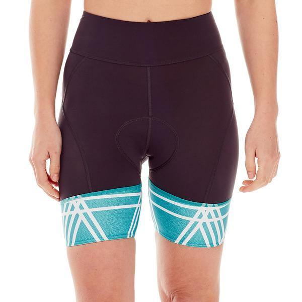 Threo Woman Cycling Short - Fleet Moss
