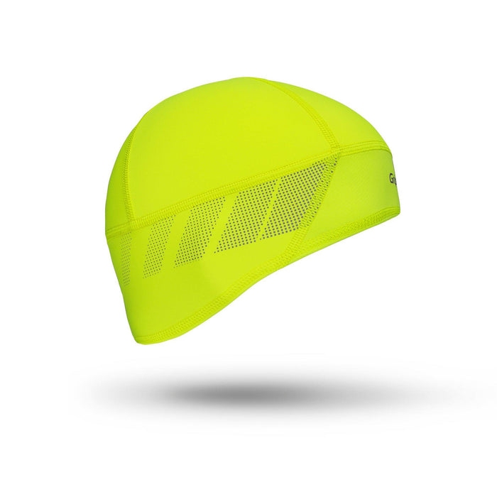 GripGrab Windproof Lightweight Thermal Hi-Vis Skull Cap