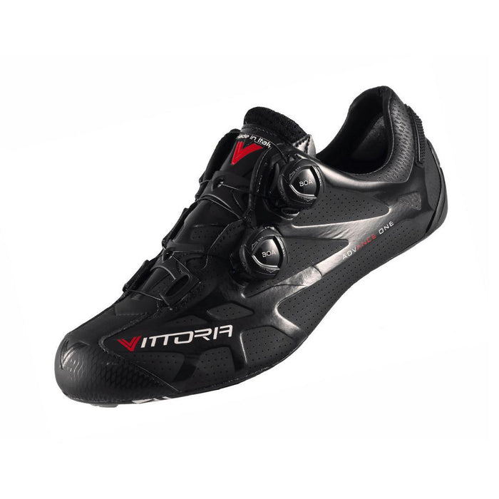Vittoria Ikon Pro Road Shoes - Black