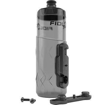 Fidlock 600ml Bottle Twist Set - Transparent Black