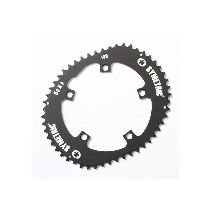 Osymetric 5 Bolts BCD 130mm - 54T Chain Ring