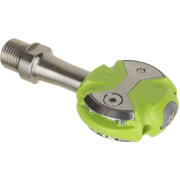 Speedplay Zero Titanium Pedal - Green
