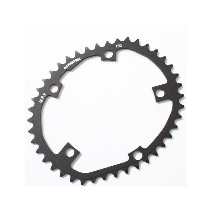 Osymetric 5 Bolts BCD 130mm - 42T Chain Ring