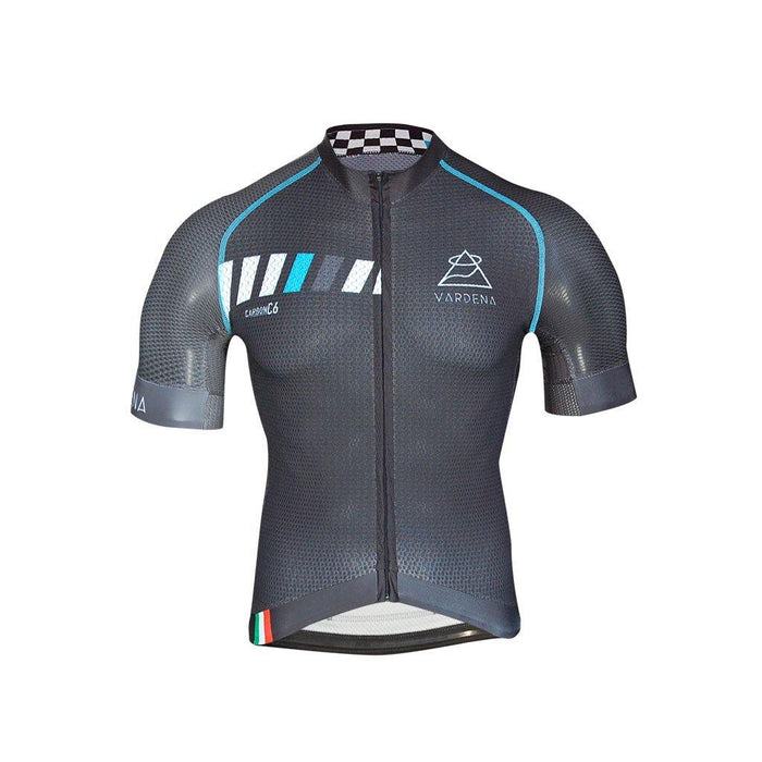 Vardena Full Carbon Race Jersey - Black
