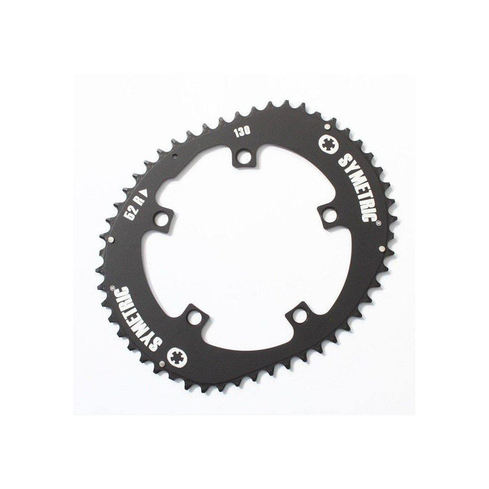 Osymetric 5 Bolts BCD 130mm - 52T Chain Ring
