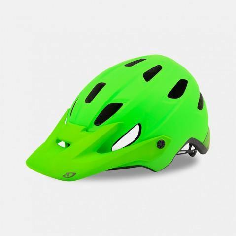 Giro Chronicle MIPS Helmet - Matte Lime/Black