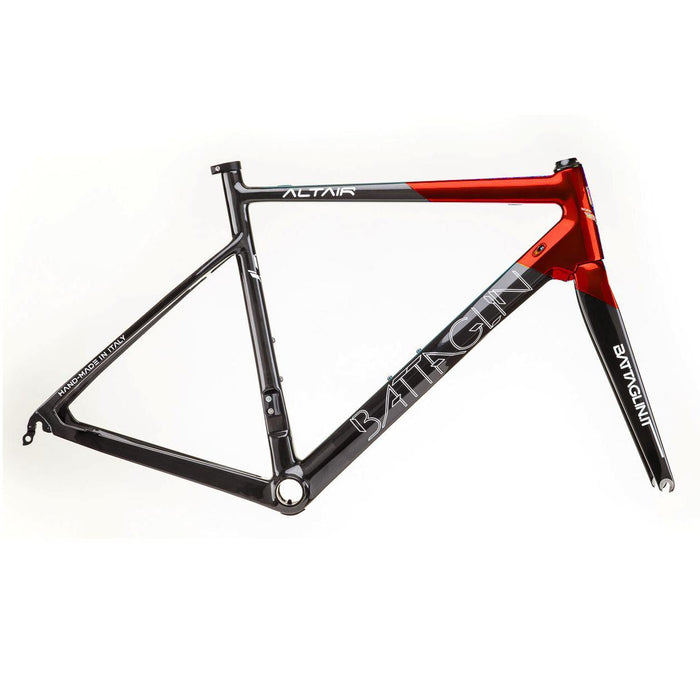 Battaglin Altair Carbon Frameset - Chromed Red