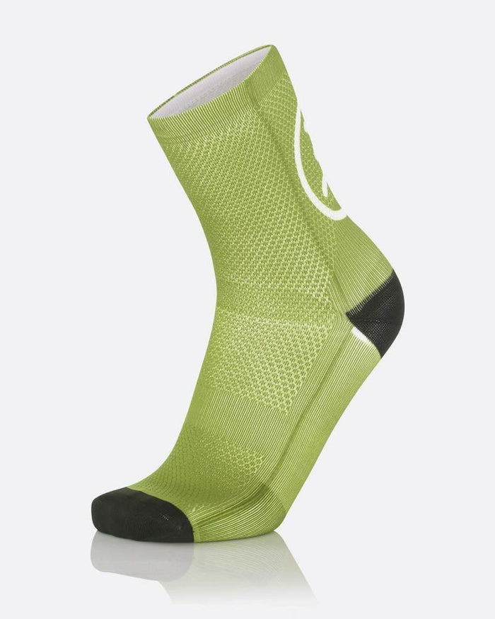 MB Wear Fun Smile Sock - Green