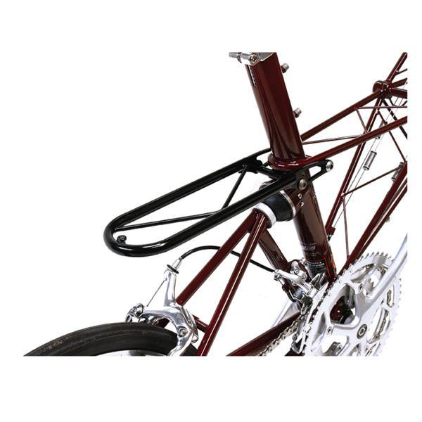 Moulton Rear Day Bag Carrier (TSR & SST) - Bright Red