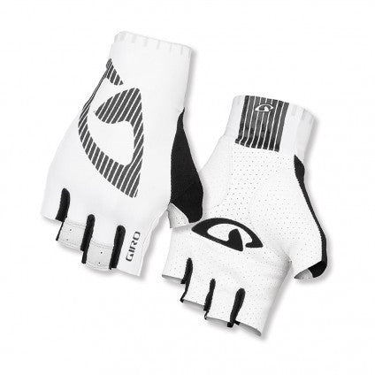 Giro LTZ Gloves - White/Black