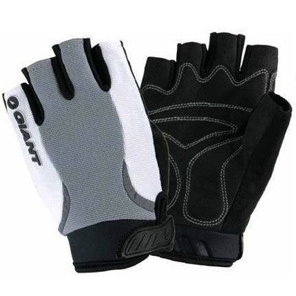 Giant Velocity Gloves - Grey/Black