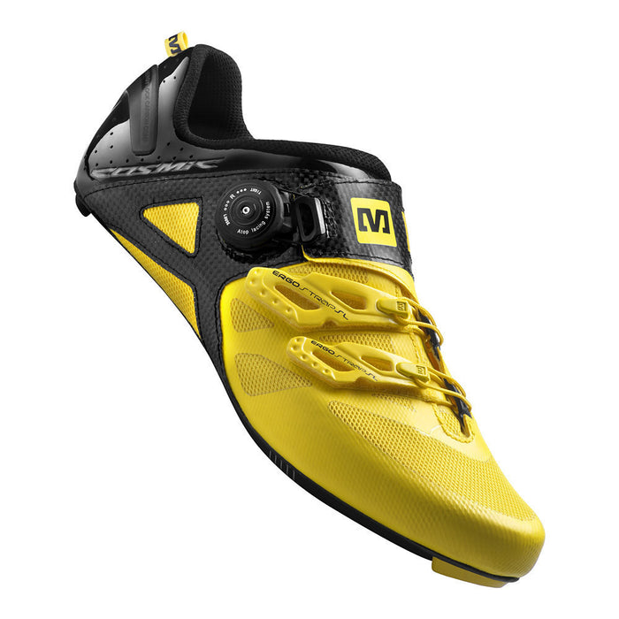 Mavic Cosmic Ultimate Road Shoes - Yellow